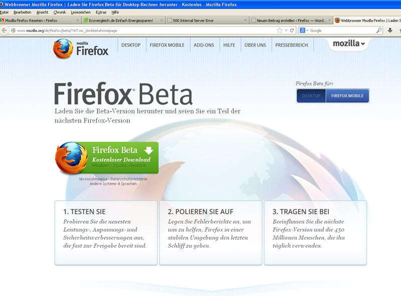 mozilla-firefox-V23-0Beta
