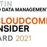 """Syntax gewinnt CloudComputing-Insider IT-Award 2021 in Platin in der Kategorie """"Cloud Data Management"""""""